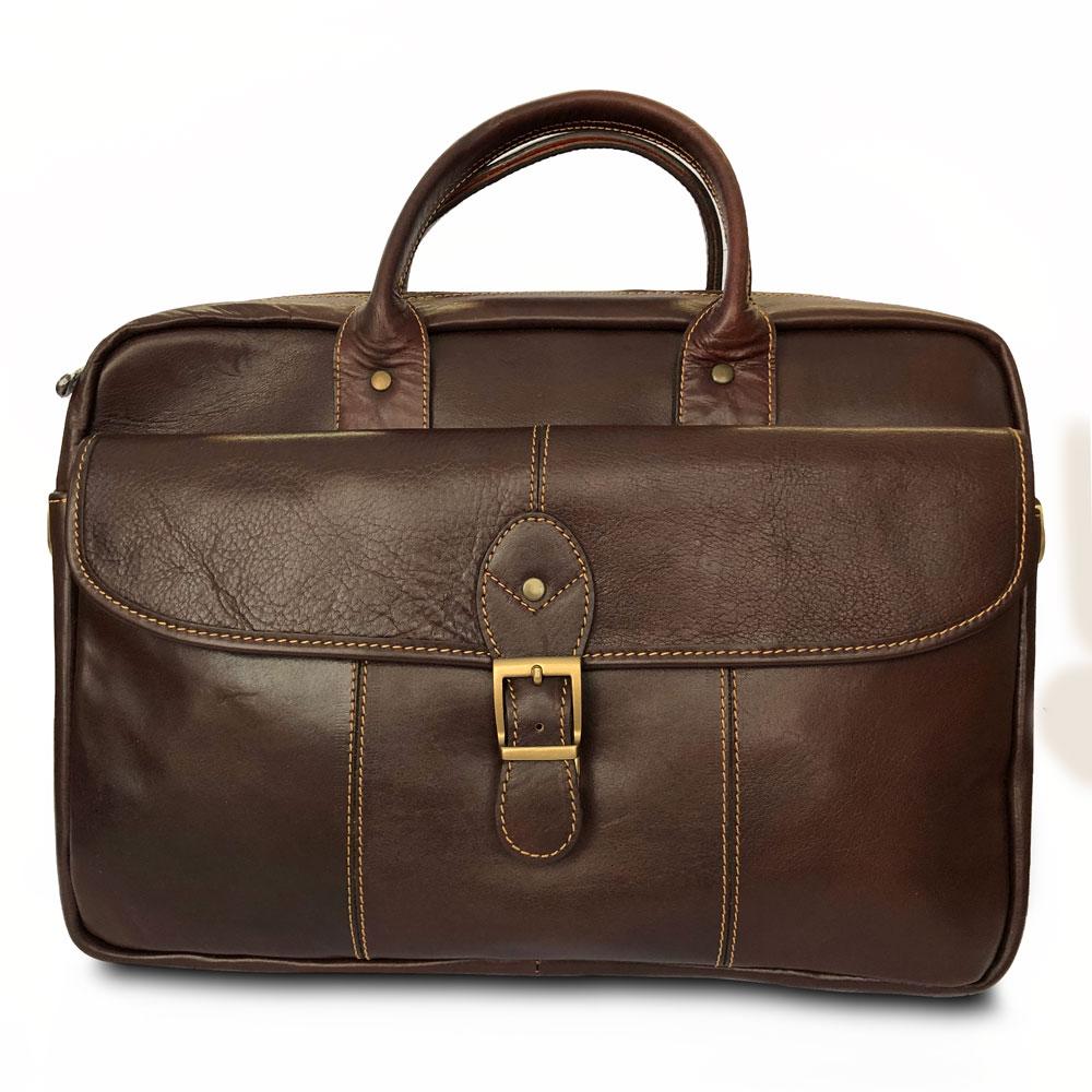 کیف چرم اداری مدل ch-2333