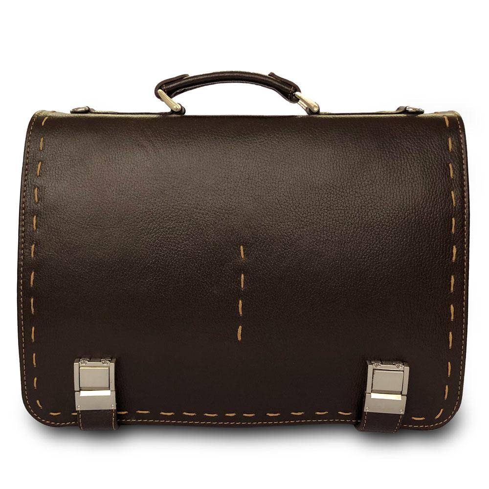 کیف چرم اداری مدل ch-2331