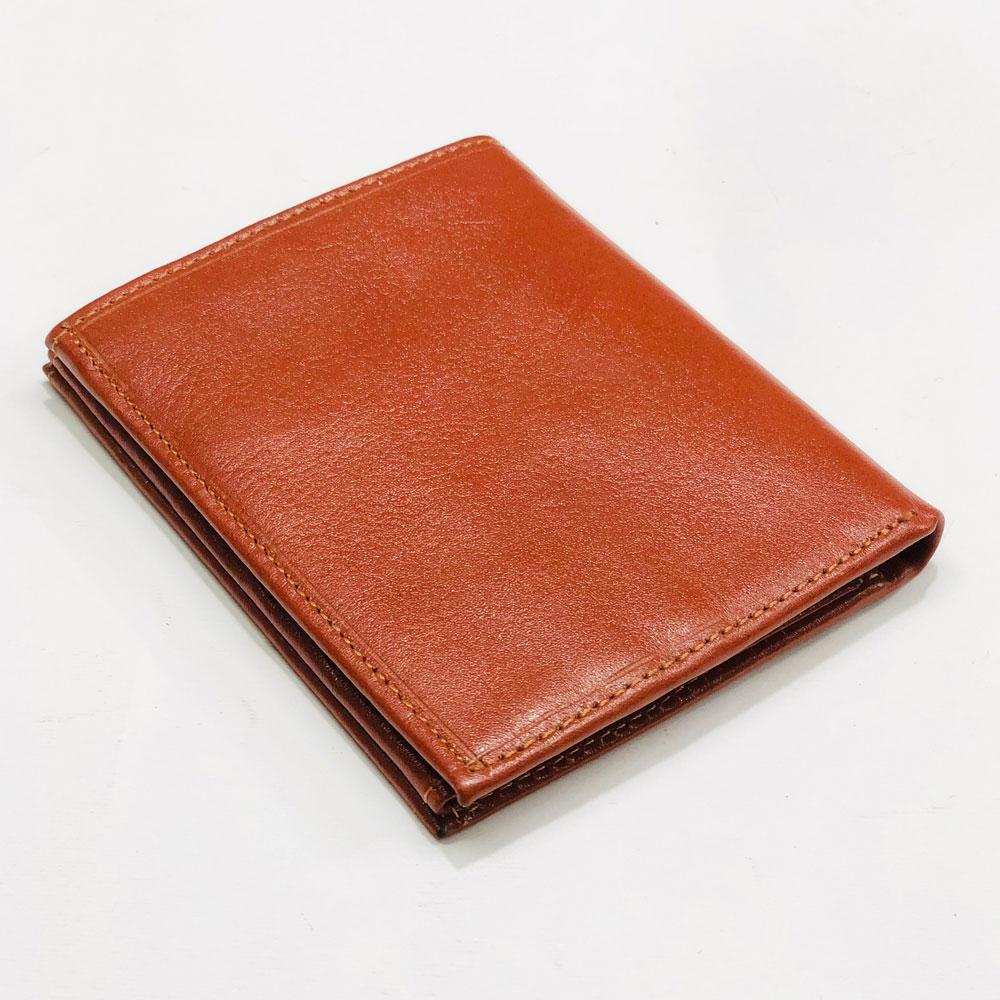 کیف پول چرم جیبی دو برگی