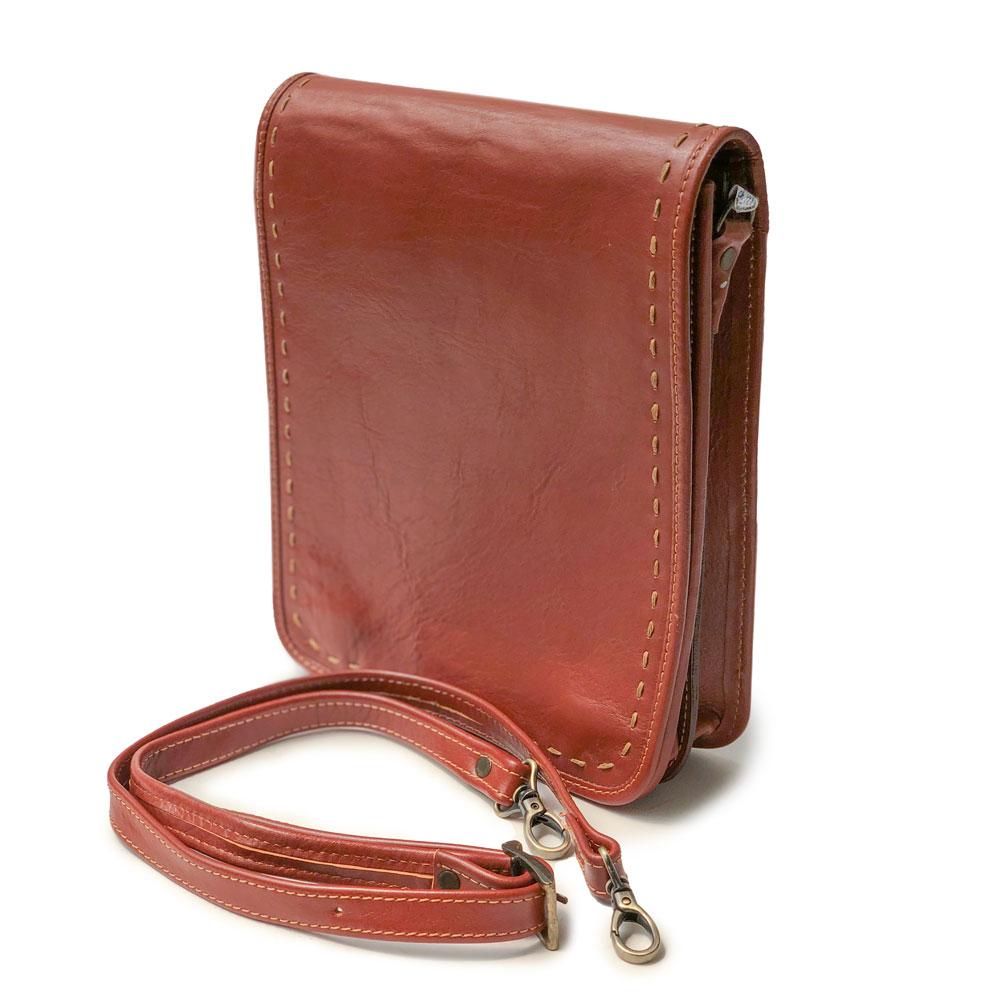 کیف چرم دوشی ch-2122