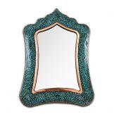آینه فیروزه کوب