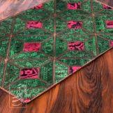 فرش چهل تکه دستباف 1 در 1/5 مدل ft-59