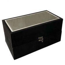جعبه جیر شکلات خوری سایز بزرگ و کوچک
