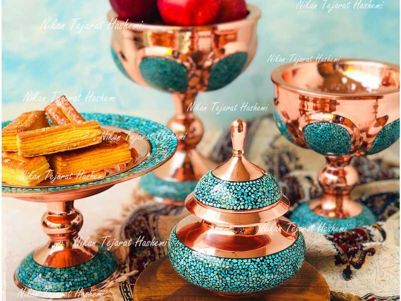 فیروزه کوبی | فروشگاه صنایع دستی نیکان تجارت هاشمی